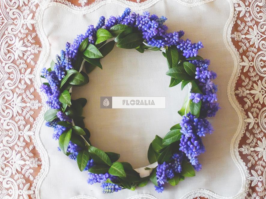 Wianek Hani Floralia