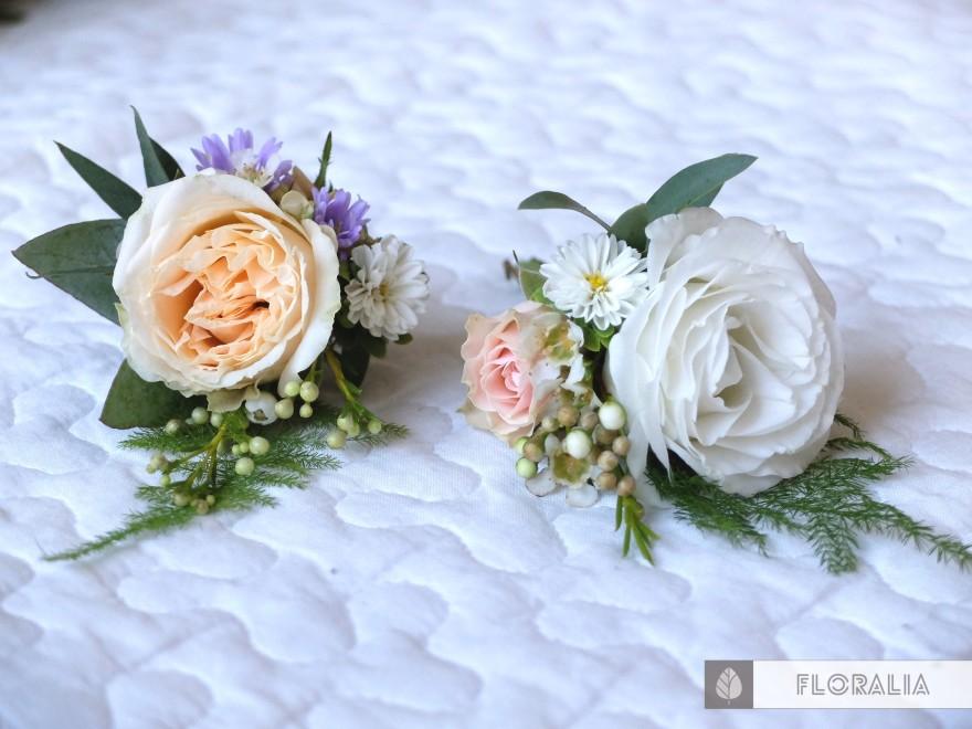 Dekoracje ślubne FLORALIA 04