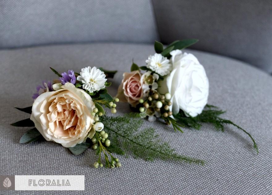 Dekoracje ślubne FLORALIA 07