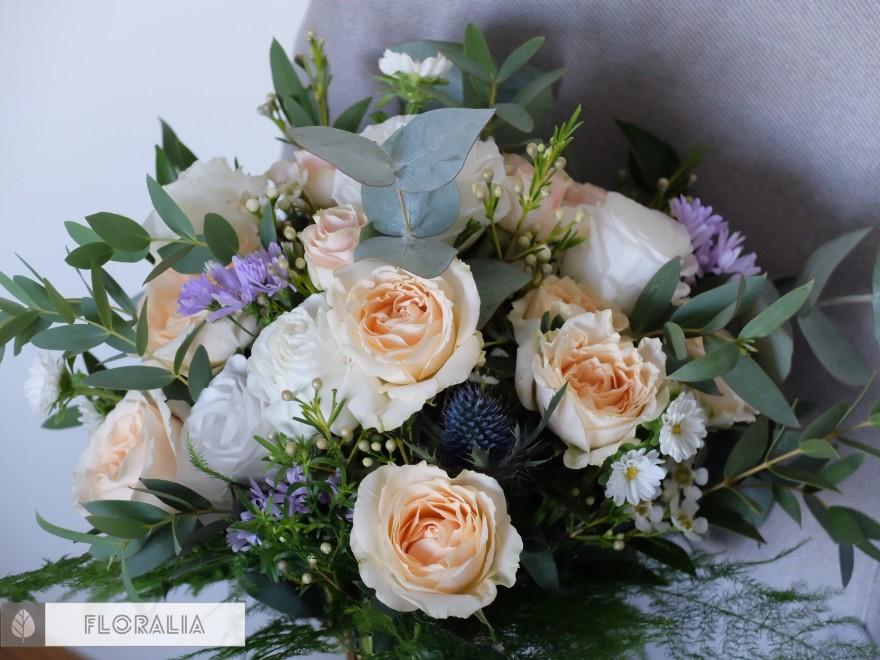 Dekoracje ślubne FLORALIA 10
