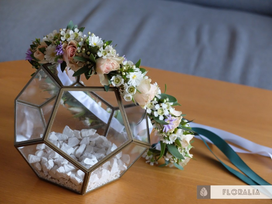 Dekoracje ślubne FLORALIA 11