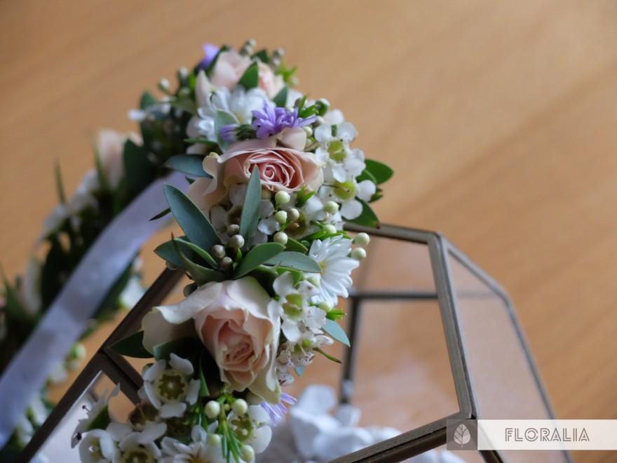 Dekoracje ślubne FLORALIA 13