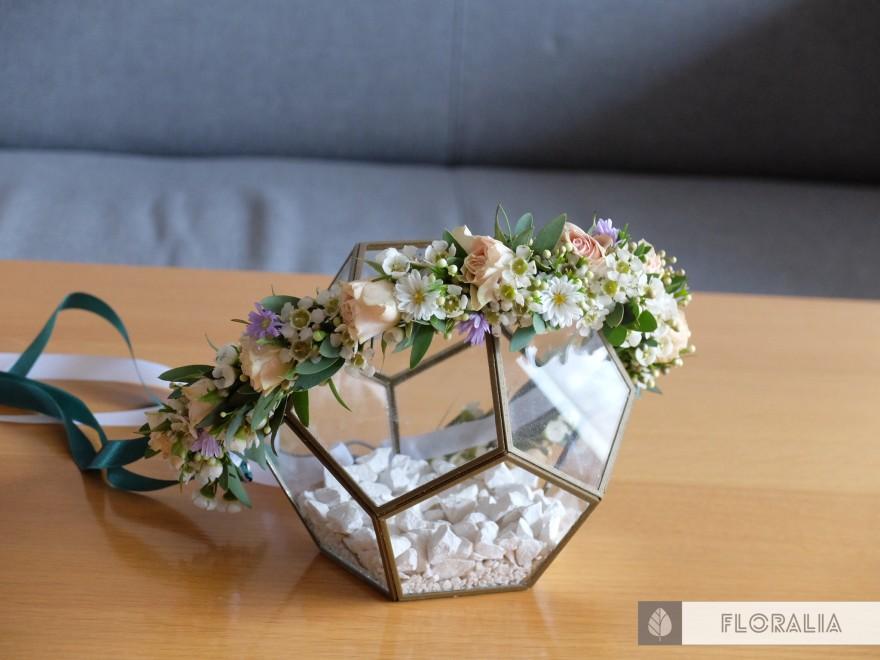 Dekoracje ślubne FLORALIA 14