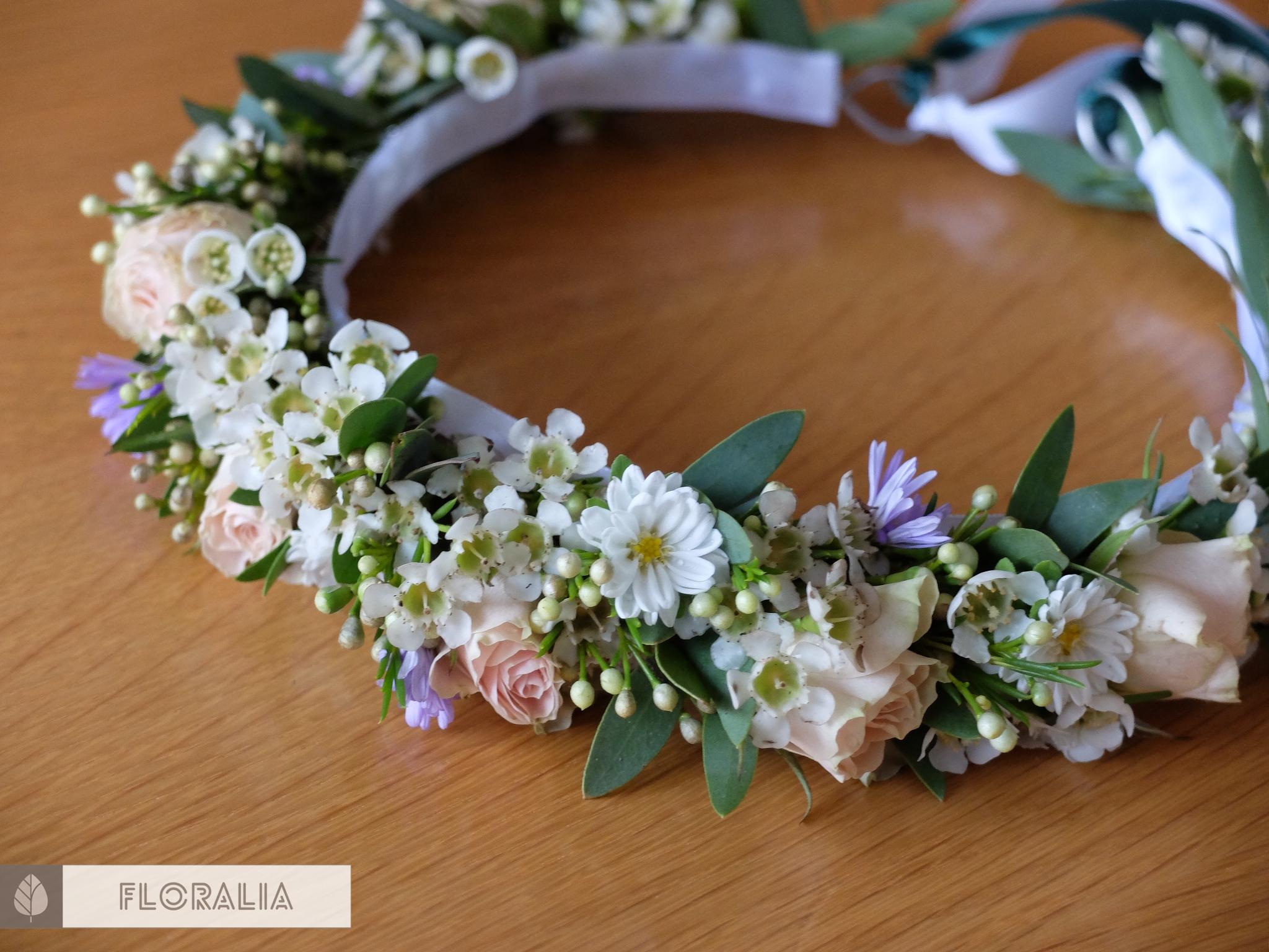 Dekoracje ślubne FLORALIA 16